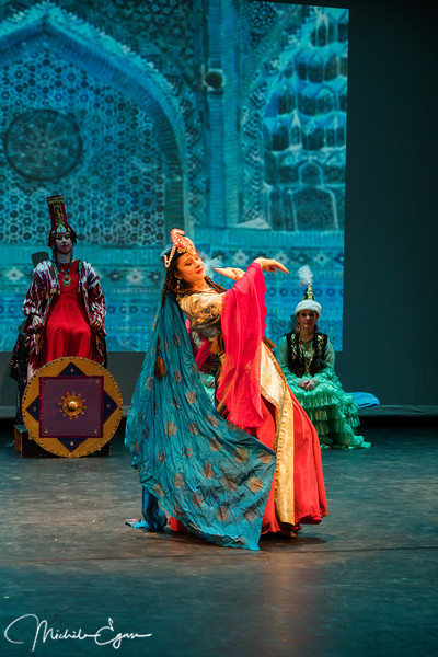 Silk Road Dance Co