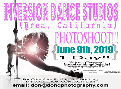 Inversion Dance Studios (Brea, California) 060919