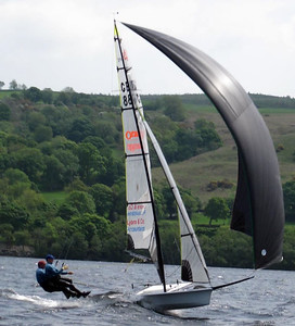 Whit Regatta, Laser 2000 Open, Miracle Welsh Open