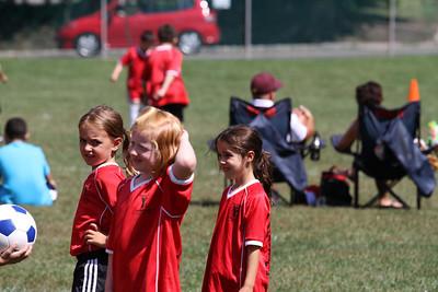 2012 Fall Soccer - Team Storm