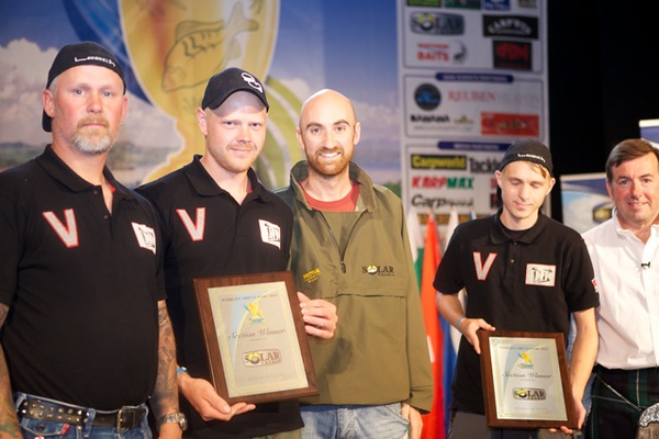 Solar tackle WCC 2013 section winners