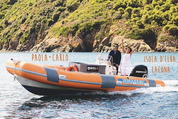 Reportage di un Matrimonio al Mare sull'isola d'Elba