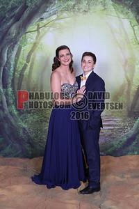 Cornerstone Charter Academy Prom - 2017