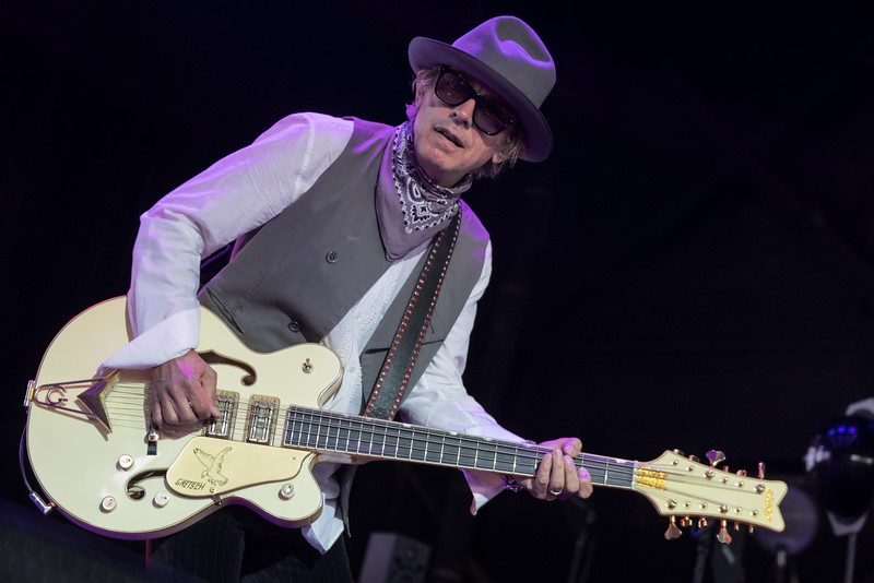 CHEAP TRICK AT THE BB&t PAVILLION IN CAMDEN NJ