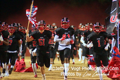 11-25-2016 Quince Orchard HS vs Annapolis HS Varsity Football, 4A State Semifinal, Photos by Jeffrey Vogt Photography with Lisa Levenbach