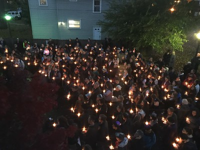 Candlelight Vigil for Tree of Life Synagogue Victims