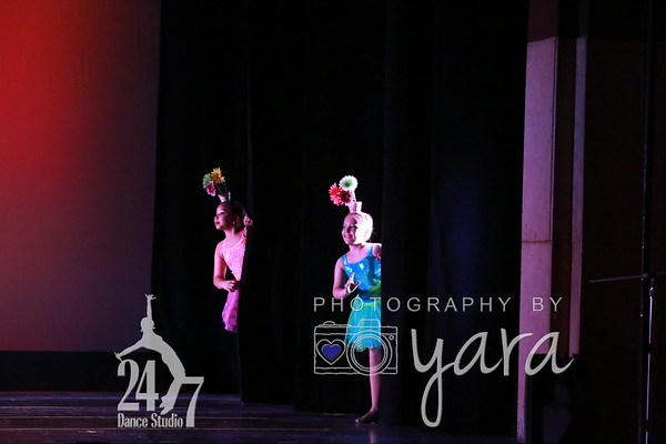 24/7 Dance Studio: Saturday Dress Rehearsal 2017