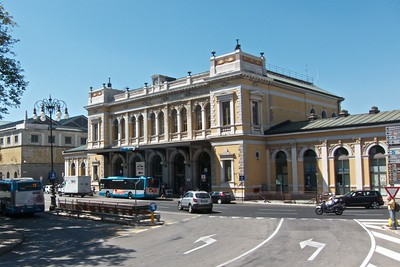 2012-08 Trieste Centrale Train Station