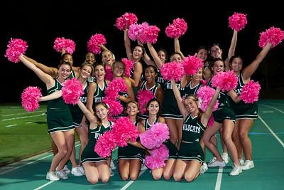Cheerleaders October 1, 2021