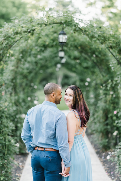 Olivia and Colby's Engagement at Moonstone Manor