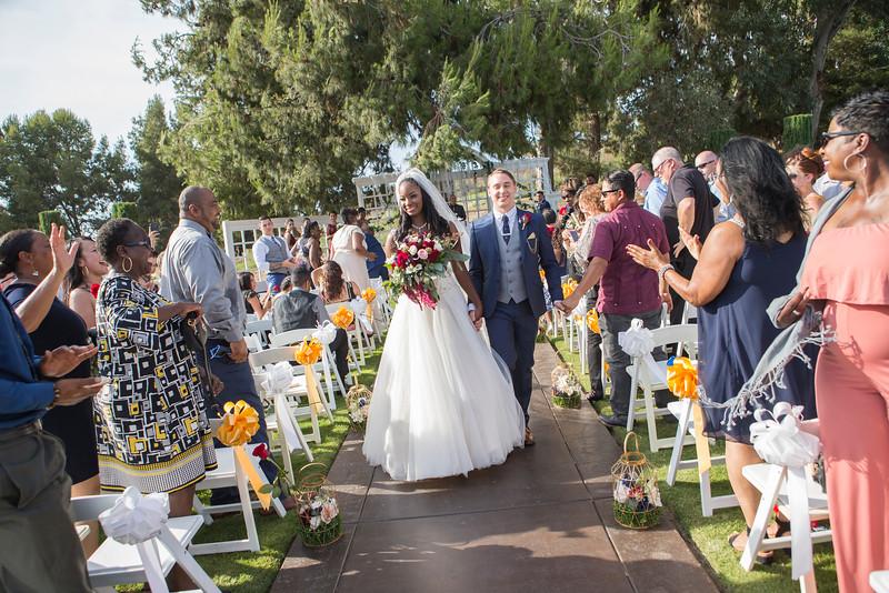 Mae and Adrian Wedding Pt 1