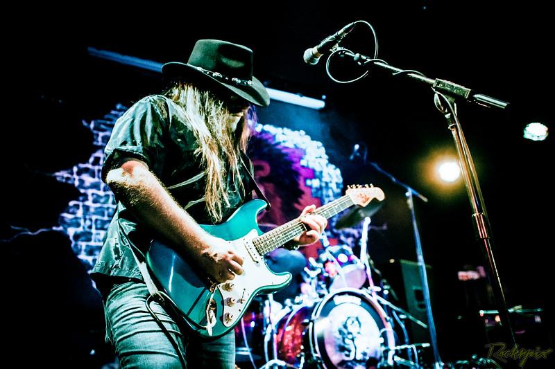 Chris Walker Band - Gravesend