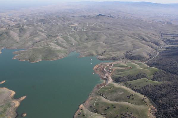 3-3-2012 Los Vaqueros Reservoir