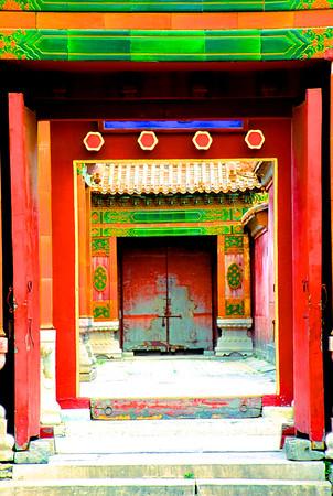 BEIJING, SHANGHAI,  XI'AN, CHINA
