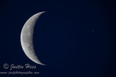 Moon and Mars 02-18-2020