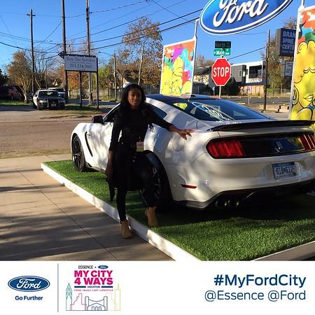 Ford + Essence My City 4 Ways Houston Photos