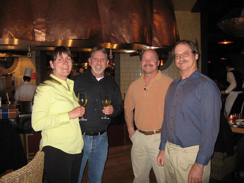 Erin, Dave, Tim and Joe