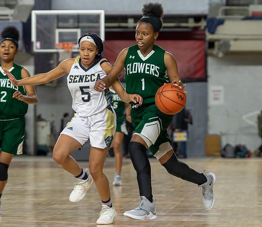 Girls Basketball: Flowers vs. Seneca (S.C.)