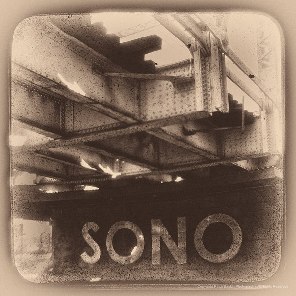 SoNo Railroad Bridge