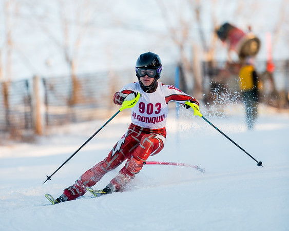January 25, 2018 Ski Ward