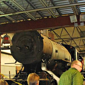 2017 02 22: Railroad, DuluthTrains.com, Steam Engine #28