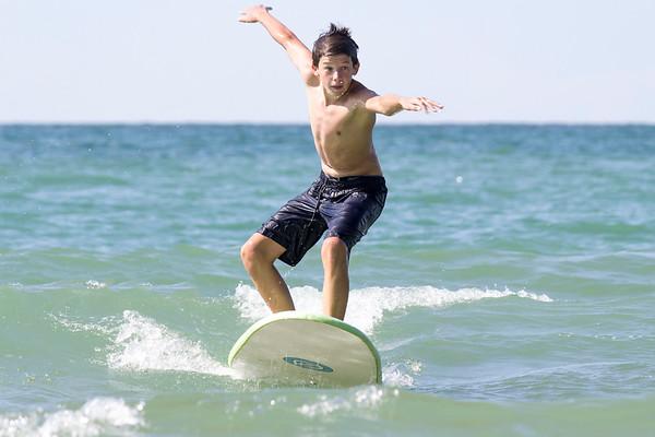 Jake Surf Lesson