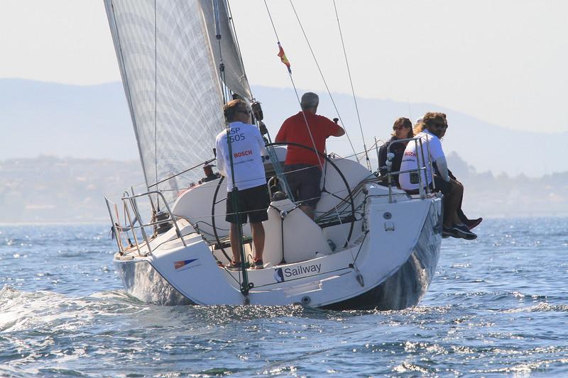 BOSCH BUSCA ution Sailway