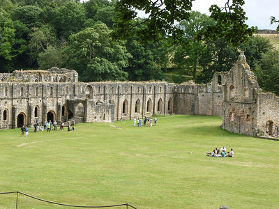 Day 3 - Fountains Abbey