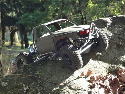 Toyota Truggy