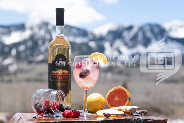 Wine glass - spritzer
