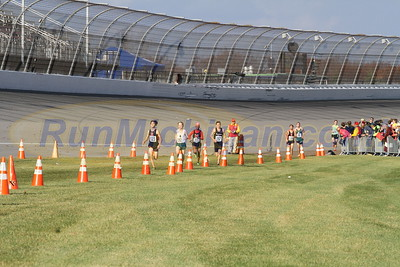 3.0 Mile Mark - D1 Boys 2015 MHSAA LP XC