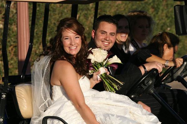 Nov 7, '09: Jared & Caitlyn Wedding - Raw