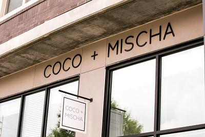 Coco + Mischa