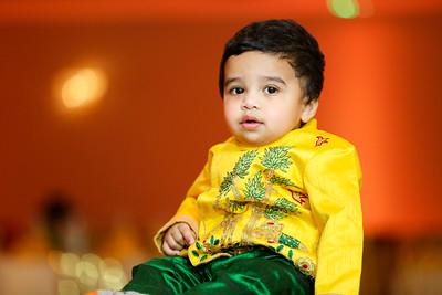 Happy 1st Birthday Arjun