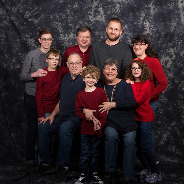 The Stoler Family