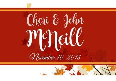 Cheri & John McNeil!