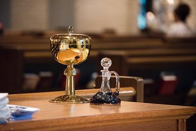 OLOM Seminarian Mass