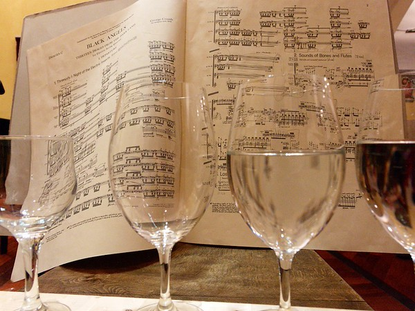 Delian :: Quartett - La Musica spiegata