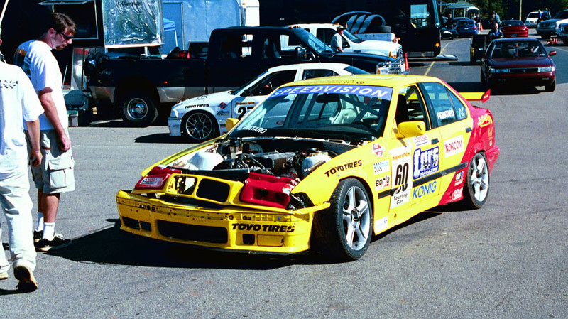 Who has the hood from this car?! IT IS A MOTORSPORT MYSTERY!!@