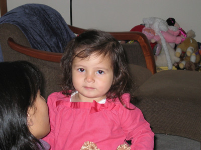 Amelia #2! 10/15/2006