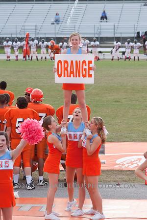Ocoee @ Boone JV Football - 2011