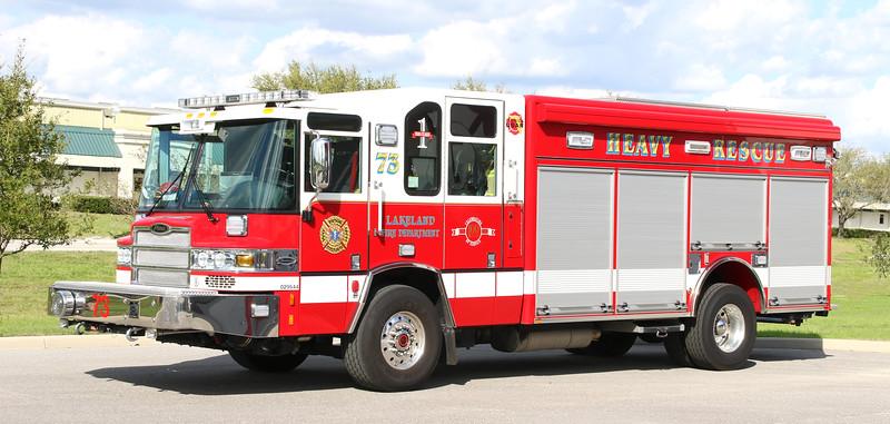 Rescue 73   2015 Pierce Quantum