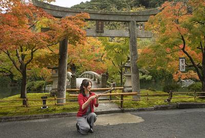 Ah, Kyoto...