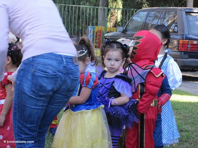 10/30 - Halloween at school