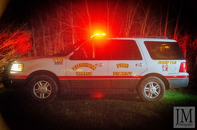 04-01-20 - Walhonding Valley FD - House Fire