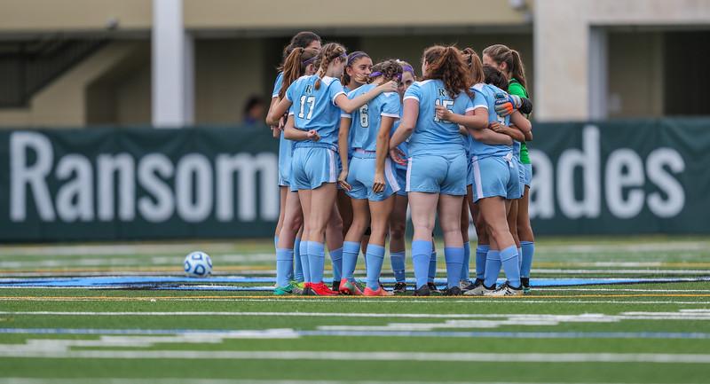 2018-19 Ransom Everglades Girls Soccer