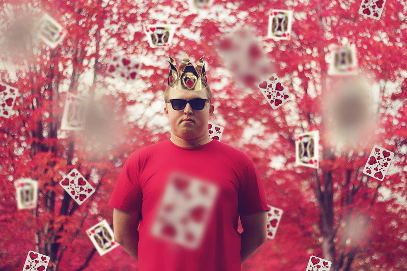 King Of Hearts..... 252/365 10/10/13