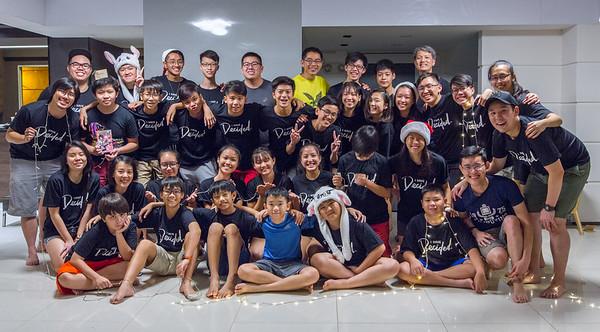 Grow@Noon Camp (18 to 21 Dec 2018)