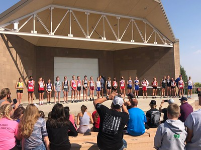 Middle School State XC