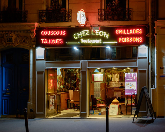 Paris, Again